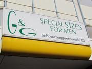 G&G Special Sizes Tilburg