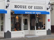 Opheffingsverkoop bij House of Sizes