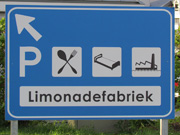 Bord Limonadefabriek Streefkerk