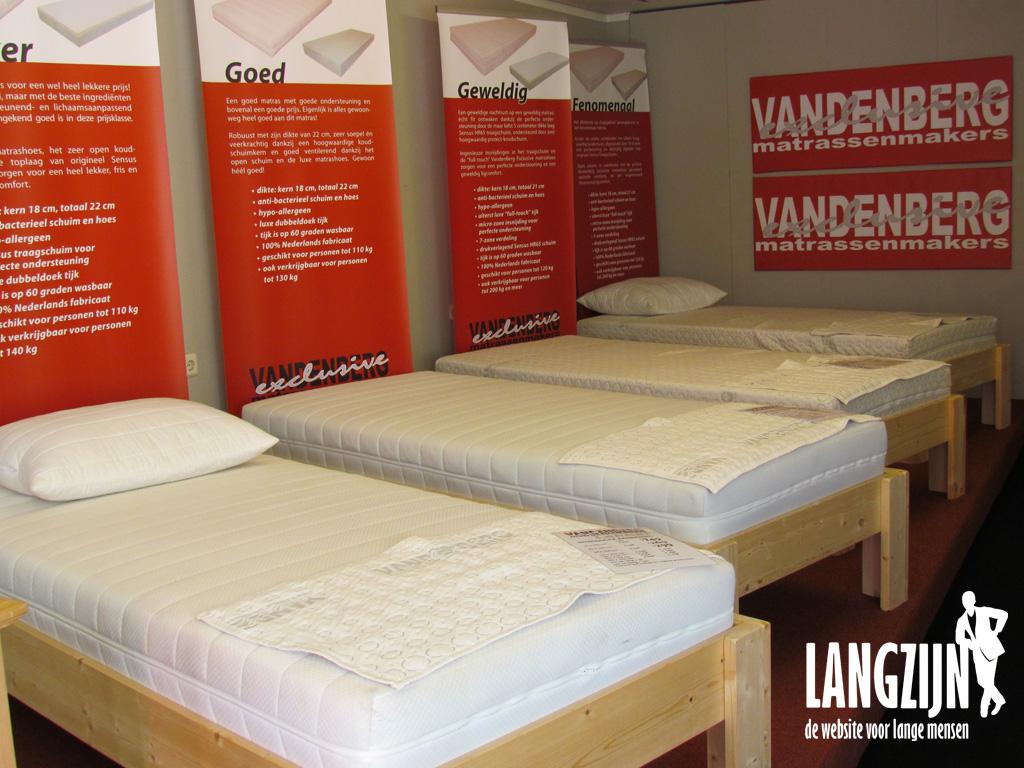 Matras 180 Lang : Bed op maat in tilburg lange bedden en matrassen