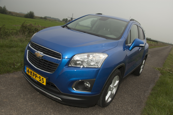 Chevrolet Trax 1.4 LT turbo + AWD