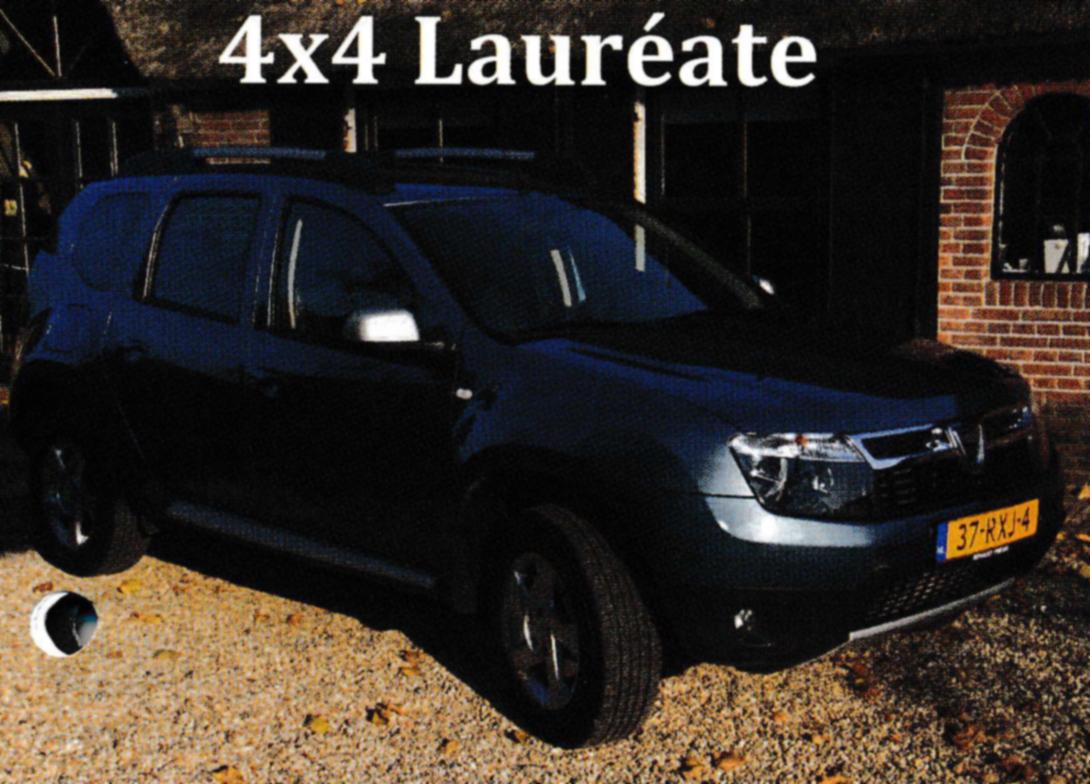 Dacia Duster dCI 4×4 Lauréate