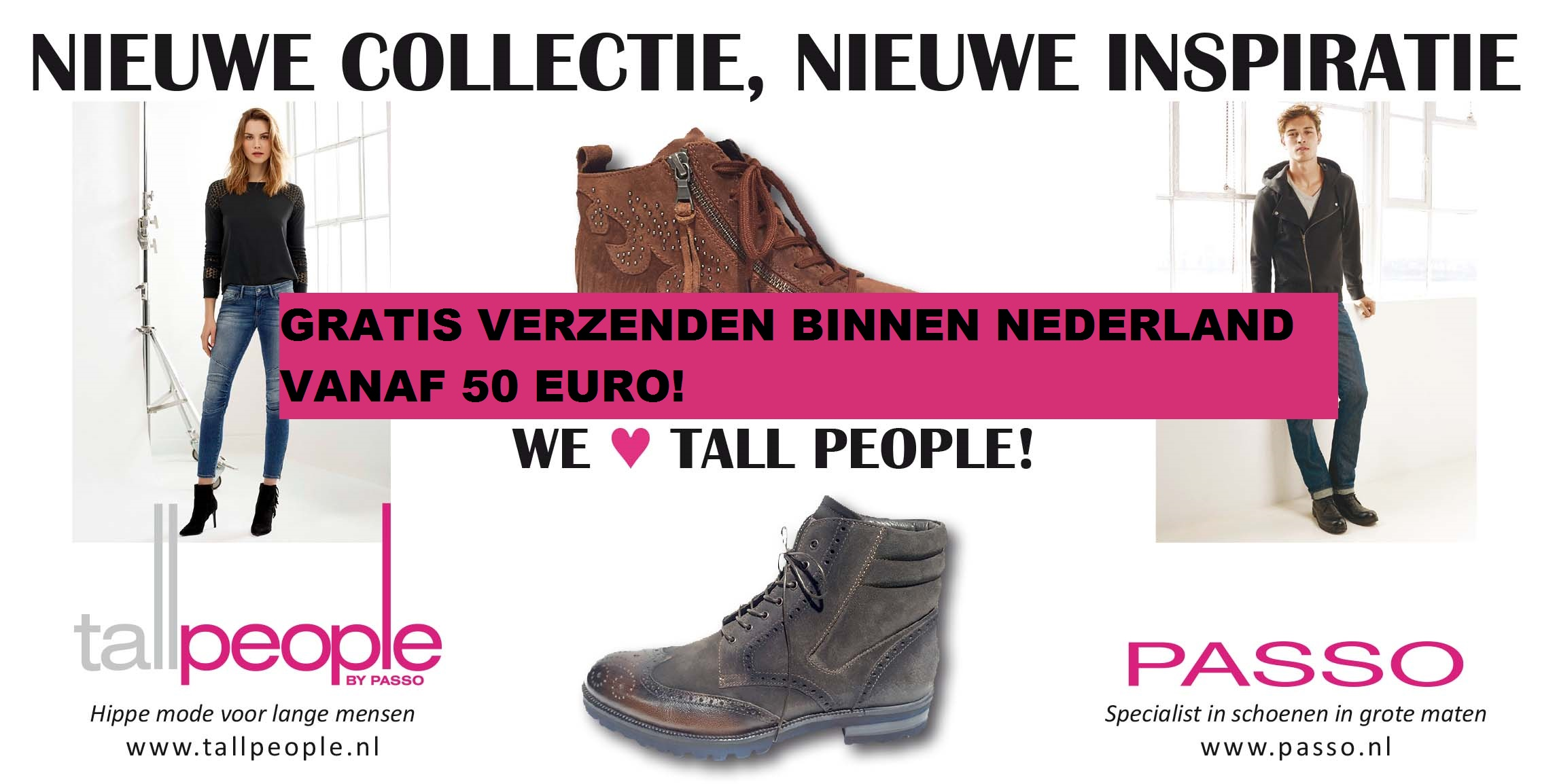Passo en Tall People actie