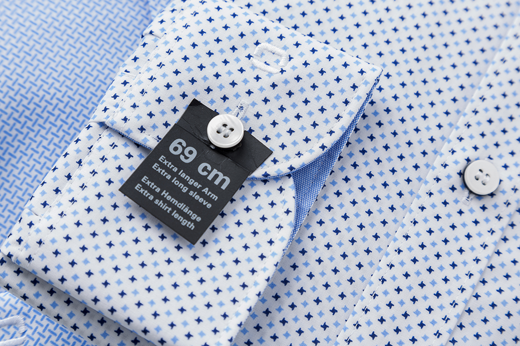 Overhemden met mouwlengte 7