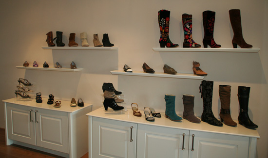 Jenny Boots Grote Maten Collectie (42+)