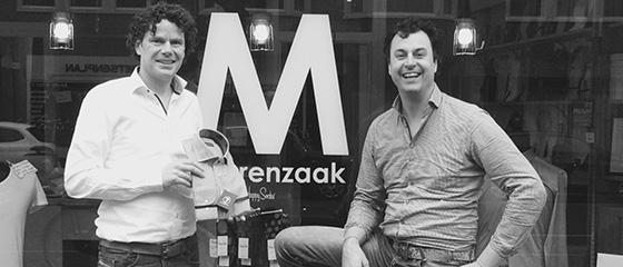 Heerenzaak M in Amsterdam