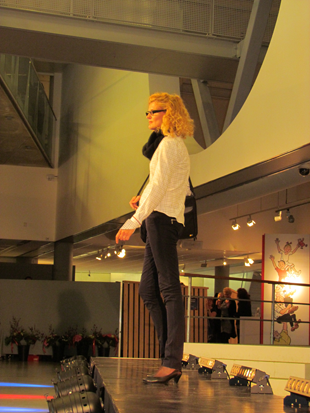 Langste vrouw van Nederland