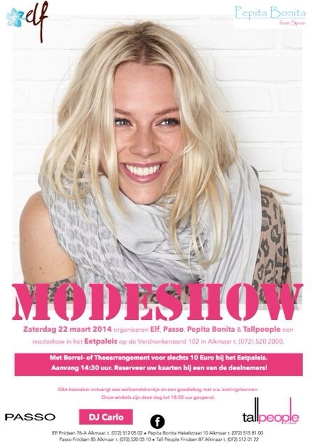 Modeshow Alkmaar