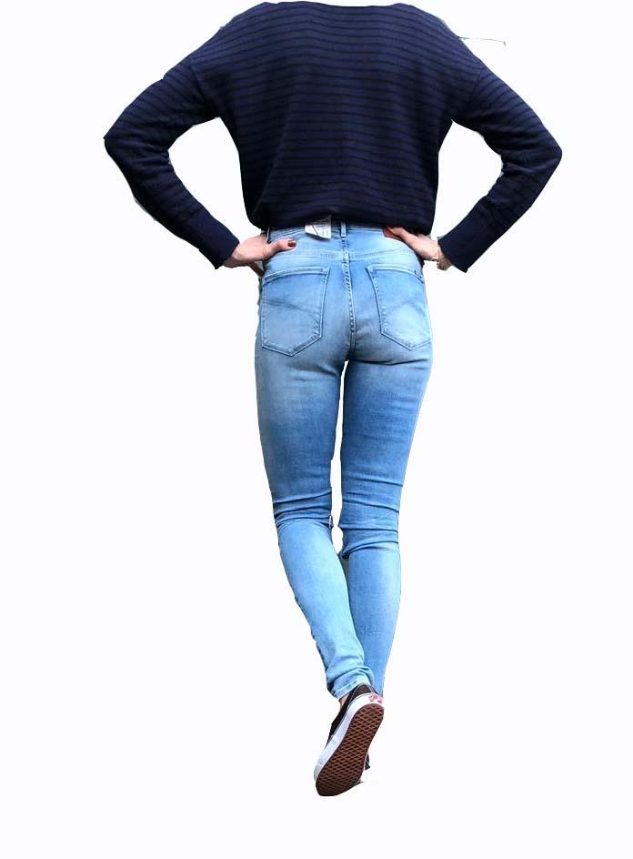 Lange jeans [actie] bij Langeleggings.nl