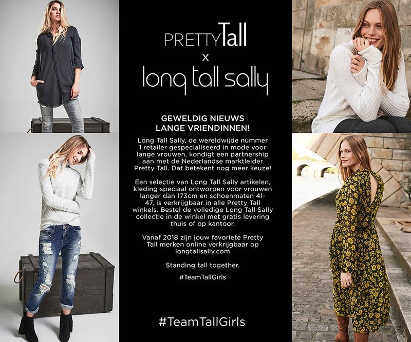 Pretty Tall x Long Tall Sally