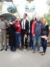 Wereldbijeenkomst voor lange mensen mogelijk naar Nederland?