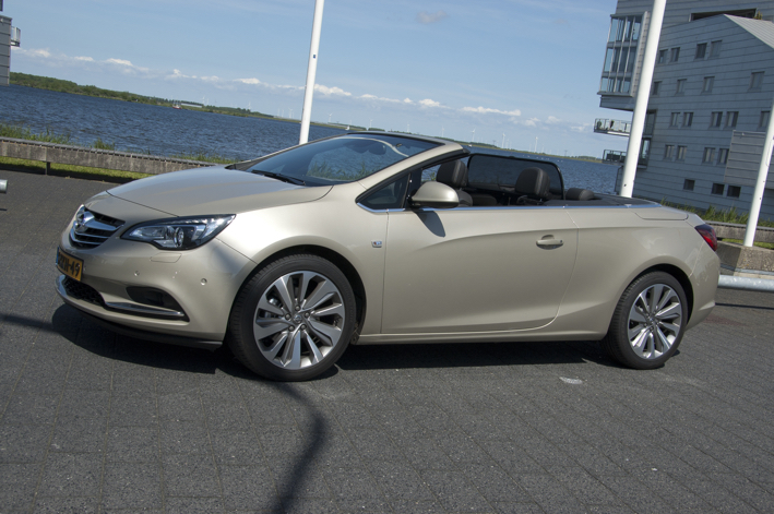 Opel Cascada 1.6 Turbo