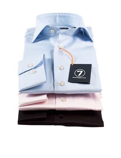 Mouwlengte 7 overhemden