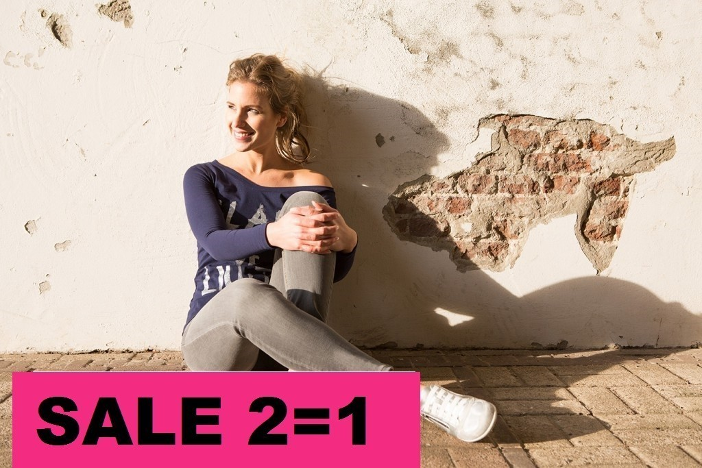 SALE 2=1 bij Passo en Tall People