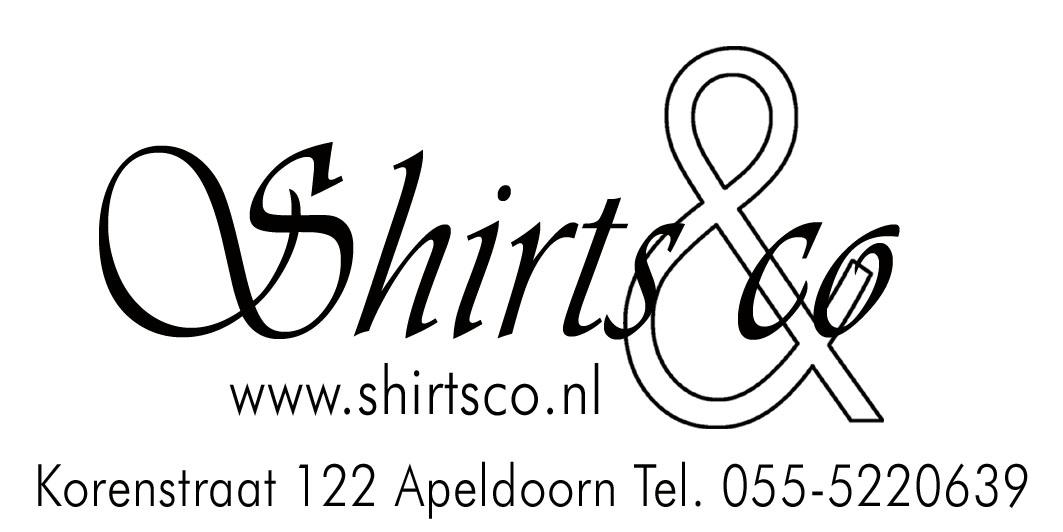 Lengtematen bij  overhemden specialist in Apeldoorn