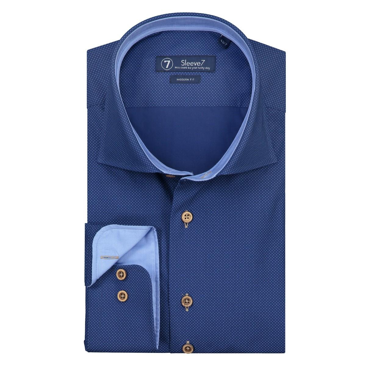 De nieuwe collectie Sleeve7 overhemden is binnen