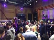 Haarlems evenement voor lange mensen