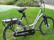 Een e-bike op maat voor lange mensen
