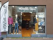 Pop-up shop van House of Tall in Breda