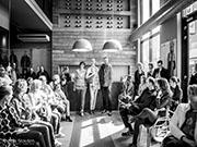 Modeshow op winkelcentrum De Eglantier in Apeldoorn
