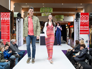 Modeshow House of Tall in Hoofddorp