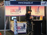 Langzijn.nl op Andere Maten Beurs Hardenberg