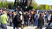 Veslag van de Tall Tale day in Parijs