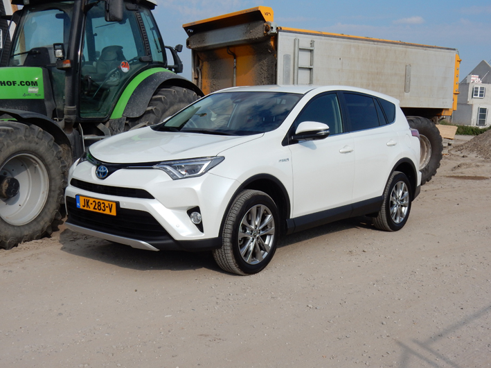 Toyota RAV4 A WD 2.5 Hybrid Executive Business Automaat