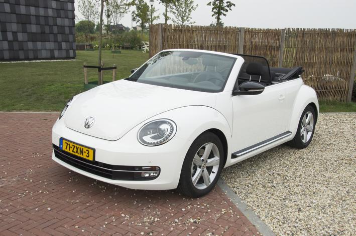 Volkswagen Beetle Cabrio Sport