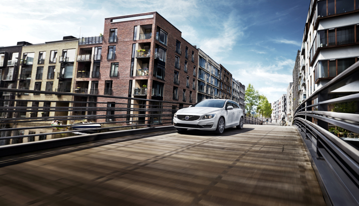 Volvo V60 plug-in hybride diesel